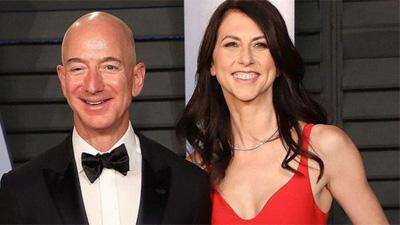 Vợ tỷ phú Jeff Bezos được chia 35 tỷ USD, không đòi quyền kiểm soát Amazon sau ly hôn