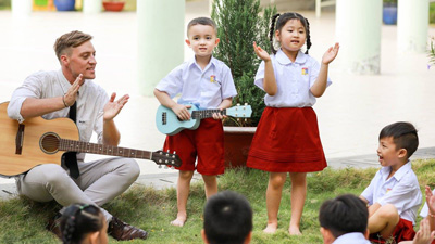 Thêm một hệ thống trường liên cấp đẳng cấp Quốc tế cho học sinh Việt Nam