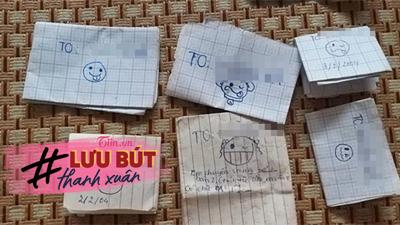 Có những tình bạn quen nhau qua lá thư viết vội và người đưa thư chỉ là những ngăn bàn cũ kỹ