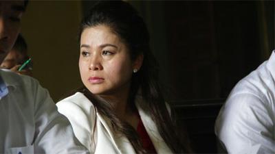 Bà Lê Hoàng Diệp Thảo 'kêu cứu' tới Văn phòng Chủ tịch nước