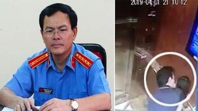 Cáo trạng nhận định hành vi dâm ô của cựu viện phó VKS Nguyễn Hữu Linh là 'nguy hiểm cho xã hội'