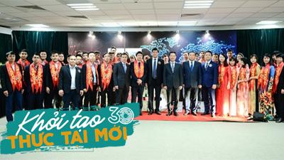 vOCS 3.0 ghi tên Việt Nam lên bản đồ công nghệ thế giới