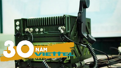 Thiết bị công nghệ cao 'Made by Viettel' đã bắt đầu khó tin như thế nào?