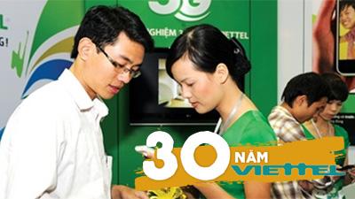 3G và niềm tự hào mang tên Viettel