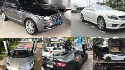 Ông chủ cà phê Trung Nguyên quyết định 'chia tay' hàng loạt siêu xe, xe sang tiền tỷ