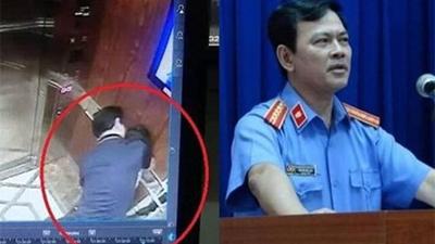 Ông Nguyễn Hữu Linh thừa nhận ôm hôn bé gái 3 lần trong thang máy, không dâm ô