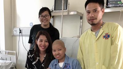 MC Diệp Chi xúc động kể lại hành trình của người mẹ ung thư được gặp con