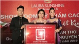 Nhật Kim Anh rạng rỡ ngày ra mắt showroom mỹ phẩm thứ 29