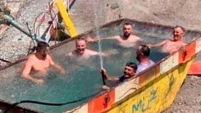 Khi châu Âu cũng phát rồ vì nắng nóng