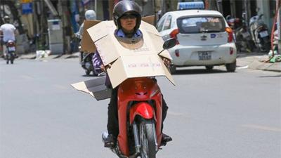 Nắng nóng gay gắt trên 38 độ C kéo dài ở Hà Nội đến bao giờ?