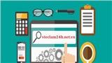 Muốn tìm việc làm phải tìm đến ngay Vieclam24h.net.vn