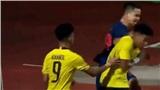 Sốc: Cầu thủ Thái Lan và Malaysia đánh nhau như phim chưởng tại trận chung kết Đông Nam Á