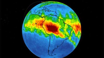 NASA tiếp tục công bố hình ảnh gây sốc về hậu họa của cháy rừng Amazon: Vấn đề đã vượt tầm châu lục!