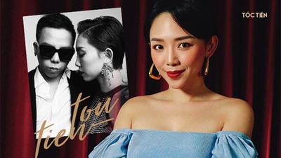 Tóc Tiên lần đầu xác nhận đang yêu Hoàng Touliver, hẹn hò được gần 4 năm