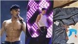 Clip: Trọng Hiếu nhảy sung đến rách toạc cả quần, bản lĩnh 'che chắn' hát trọn vẹn vì fan