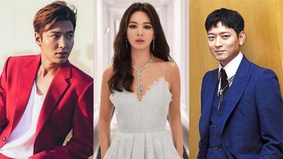 Hé lộ mơ ước hồi nhỏ của dàn sao hạng A xứ Hàn, bất ngờ nhất là Song Hye Kyo và Lee Min Ho