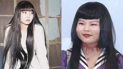 'Idol xấu nhất lịch sử Trung Quốc' bị chê là phiên bản lỗi của Jennie khi để tóc và makeup giống hệt