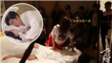 'Mười năm ba tháng ba mươi ngày': Cảnh hậu trường giường chiếu bạo lực khiến ai cũng sốc của Đậu Kiêu - Cổ Lực Na Trác