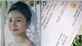 Văn Mai Hương bị 'bóc phốt' lộ giấy đăng ký kết hôn... giả