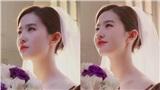Ngơ ngẩn ngắm 'thần tiên tỉ tỉ' đẹp hút hồn trong bộ váy cưới