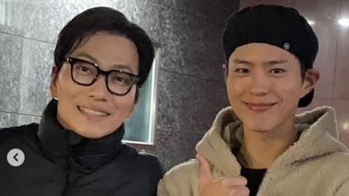Sao 'Reply 1988' Lee Dong Hwi hò hẹn cùng Park Bo Gum