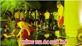 Nhìn Trấn Thành 'đẩy cả showbiz xuống hồ', Hari Won: Chồng tôi ác quá mà!