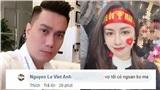 Rộ nghi vấn Việt Anh đã có bạn gái mới hậu ly hôn, hết công khai gọi 'vợ' lại đến hỏi thăm cực tình
