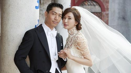 Đám cưới Lâm Chí Linh: 'Cám ơn anh đã dũng cảm tiếp nhận tình yêu'