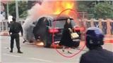 Nữ tài xế điều khiển xe Mercedes gây tai nạn liên hoàn khai do tâm lý không ổn định