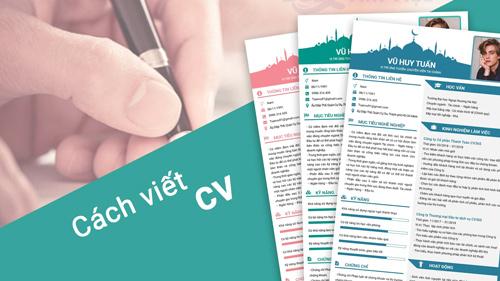 8 yếu tố then chốt tạo nên sức hút của CV bán hàng