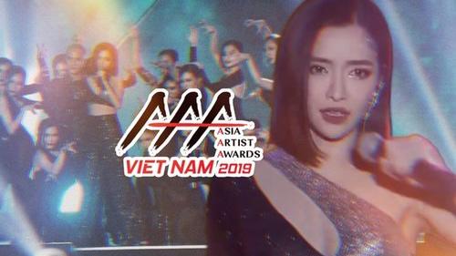 Bích Phương được khán giả nước ngoài 'truy lùng' ráo riết hậu sân khấu 'đu đưa' tại AAA 2019