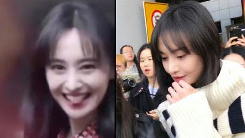 Bị bắt gặp trong thang máy, Trịnh Sảng khiến cư dân mạng rung rinh vì cử chỉ dễ thương