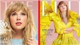 Taylor Swift và những lần xuất hiện ấn tượng trên trang bìa tạp chí nổi tiếng năm 2019