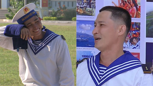 Jun Phạm bị nghi ngờ sử dụng răng giả, Huy Khánh thể hiện tài năng hát như đọc