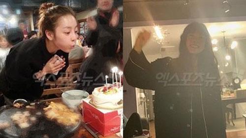 Nghẹn ngào khi anh trai mừng sinh nhật Goo Hara: Nụ cười vụt tắt ở tuổi 28!