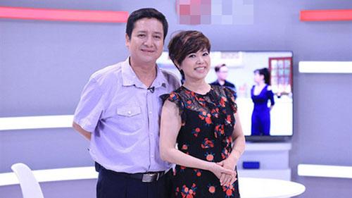 NS Chí Trung - Ngọc Huyền cũng đã từng khiến Việt Hương, Đại Nghĩa phải ghen tị ngay trên sóng truyền hình vì quá tình