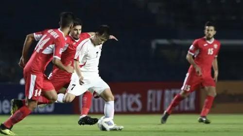 Đánh bại U23 Triều Tiên, Jordan gửi lời thách thức tới U23 Việt Nam