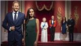 Tượng sáp của vợ chồng Meghan Markle bị di dời khỏi khu vực hoàng gia và câu nói đầy phũ phàng của Hoàng tử Harry sau thông báo gây sốc