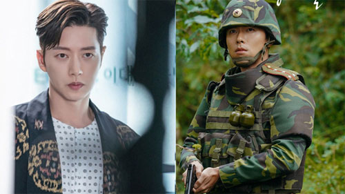 Park Hae Jin tái xuất màn ảnh sau 3 năm với tạo hình siêu đẹp trai, đối đầu 'Crash Landing On You' của Hyun Bin