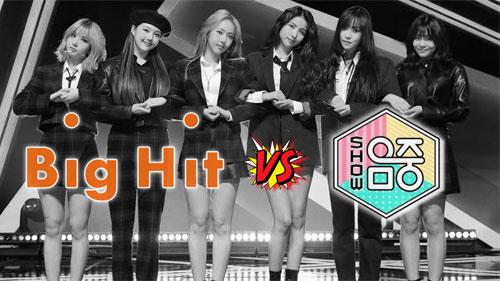GFriend 'bay màu' khỏi dàn line up Music Core tuần này dù mới comeback: Thêm bằng chứng Big Hit 'nghỉ chơi' MBC