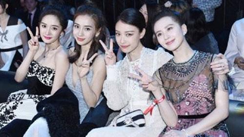 Khi các mỹ nhân Hoa ngữ chung 1 khung ảnh: Người vẫn nổi 'bần bật', kẻ kém sắc đến 'bất ngờ'