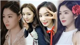 Giống nhau đến kinh ngạc, Seo Ji Hye và Irene (Red Velvet) là chị em thất lạc?