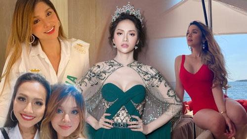 'Bản sao Hương Giang' tại Miss International Queen 2020 lên tiếng: 'Ước gì tôi đẹp đẳng cấp như chị ấy'
