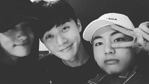Vừa trở lại cùng BTS, V đã 'đá lẻ' thể hiện OST cho bộ phim quốc dân Itaewon Class
