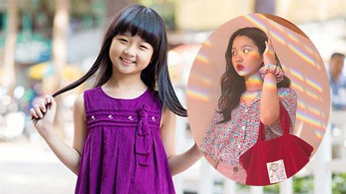 Vẻ ngoài xinh đẹp, phổng phao của sao nhí đắt show nhất nhì màn ảnh Việt