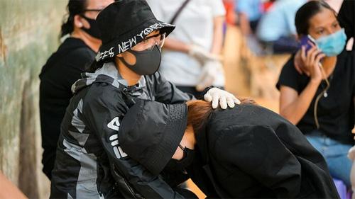 Nhã Phương xin cư dân mạng ngưng phát tán clip mẹ con Mai Phương: 'Chị ấy mệt mỏi và đau khổ đủ rồi'
