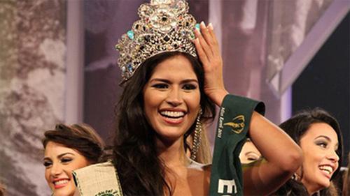 Hoa hậu Trái đất 2011 Olga Alava thông báo dương tính với Covid-19