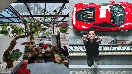 Cận cảnh căn biệt thự triệu đô mới tậu của vợ chồng Tuấn Hưng - Hương Baby