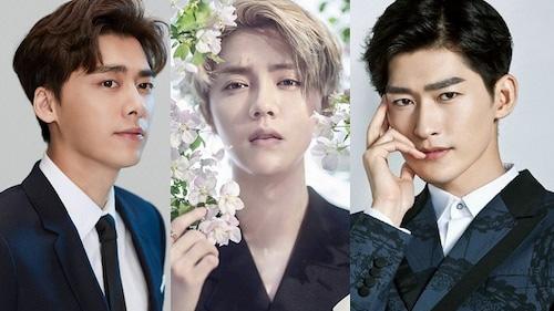 10 sao nam đẹp trai nhất showbiz Hoa ngữ