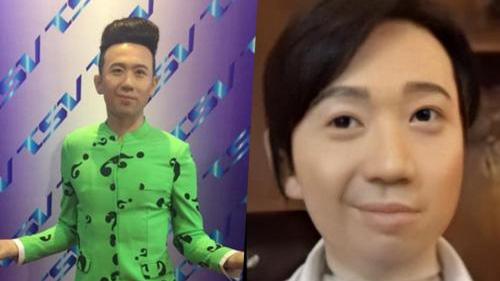 Trúc Nhân khoe ảnh tượng sáp thảm họa của Trấn Thành khiến fan 'cạn lời'